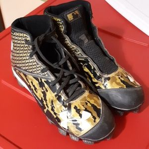 Underarmour Rotational traction Shoes 8